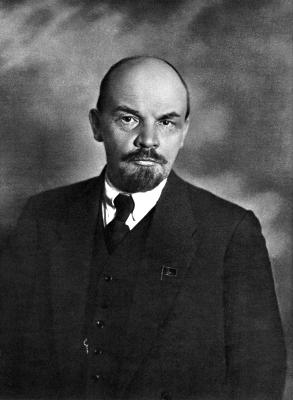 В.И.Ленин. Москва, 23 апреля 1920 года height=400