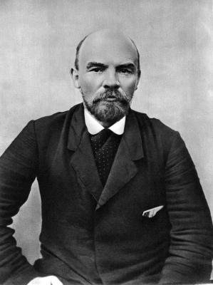 В.И.Ленин в Закопане. Польша, август 1914 года height=543