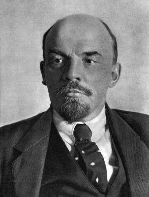 Ленин В.И. 16 октября 1918 г. Москва. height=400