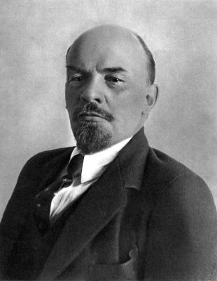 В. И. Ленин 1918 г 16 октября. Москва. height=400