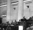 В.И.Ленин выступает в Таврическом дворце с Апрельскими тезисами. Петроград, 4 (17) апреля 1917 года