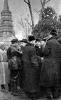 В.И.Ленин на Красной площади
