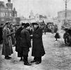 В. И. Ленин беседует с секретарем МК РКП(б) Загорским В.М.