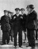 В.И.Ленин на площади Жертв Революции. Петроград, 19 июля 1920 года