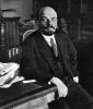 В.И.Ленин в своём кабинете в Кремле