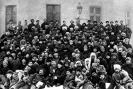 В.И.Ленин в группе делегатов II Всероссийского съезда горнорабочих