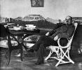 В.И.Ленин в Горках. Август-сентябрь 1922 года