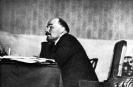В.И.Ленин на заседании Пленума ЦК РКП(б)
