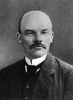 В.И.Ленин. Париж, 1910 год