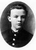 В.И.Ленин в год окончания гимназии. Симбирск, 1887 год