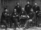 В.И.Ленин среди членов «Союза борьбы за освобождение рабочего класса»