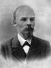 В.И.Ленин. Москва, февраль 1900 года